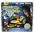 Crayola Glow Explosion Spin Magic