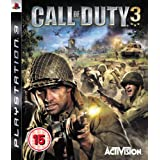 Call of Duty 3 (PS3)by Activision