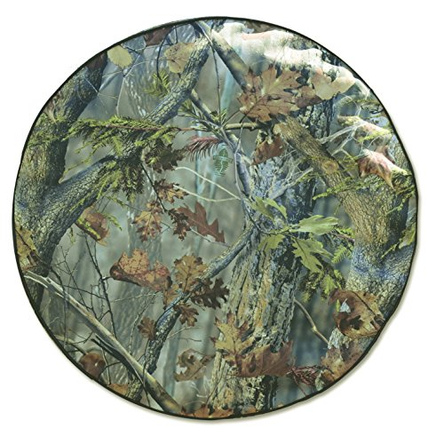 ADCO 8757 Camouflage Game Creek Oaks Spare Tire Cover J, (Fits 27