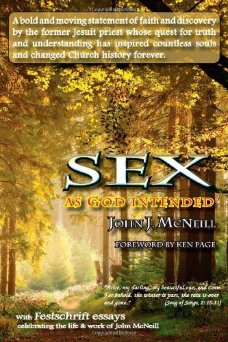 Sex as intended by god