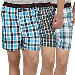 Joven Men's Cotton Multi-color Boxer-06