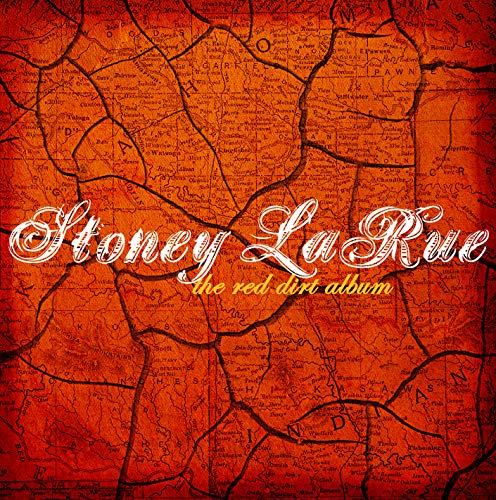 Vinilo : STONEY LARUE - The Red Dirt Album