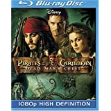 Pirates of the Caribbean: Dead Man's Chest [Blu-ray]by Johnny Depp