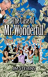 The Case Of Mr. Wonderful by Jim Stevens ebook deal