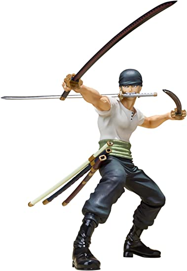 One Piece Roronoa Zoro Figuarts Zero Bat Version
