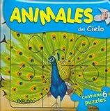 Animales del Cielo - Contiene 6 Puzzles (Spanish Edition)