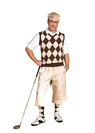 Victorian Men's Costumes Classic Stewart Golf Knickers $65.00 AT vintagedancer.com
