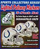 Indianapolis Colts Helmet Lighted Pathway Markers (Indianapolis Colts) Amazon.com