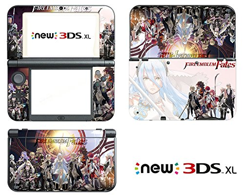 Vanknight Vinyl Decals Skin Sticker Anime for the New Nintendo 3DS XL 2015 (Fire Emblem Sticker compare prices)