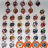 Disney Infinity 2.0 Originals Power Discs Complete Set of 40