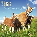 Goats 2016 - Ziegen - 18-Monatskalend...