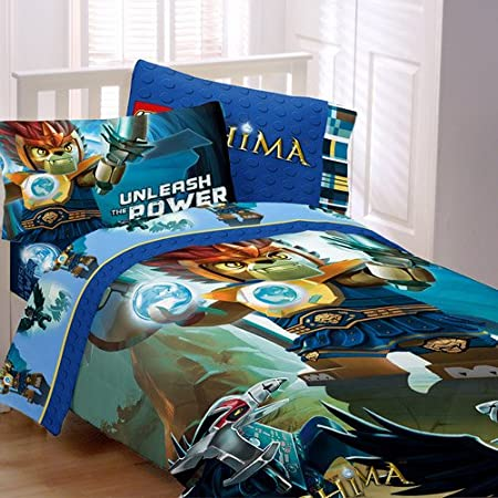 EGO Legends of Chima 5pc Bedding Set