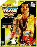 WWF Razor Ramon Aka Scott Hall on Blue Hasbro Card WWE WCW ECW