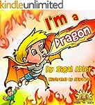 "Children's book:""I'M A DRAGON"" :Bedti..."