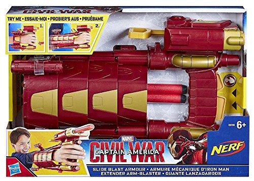 Capitan America - Armatura Iron Man Deluxe