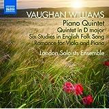 Vaughan Williams: Piano Quintets