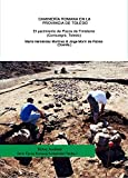 img - for Caminer a romana en la provincia de toledo. El yacimiento de Pozos de Finisterre (Consuegra, Toledo) (MArq Audema) (Spanish Edition) book / textbook / text book