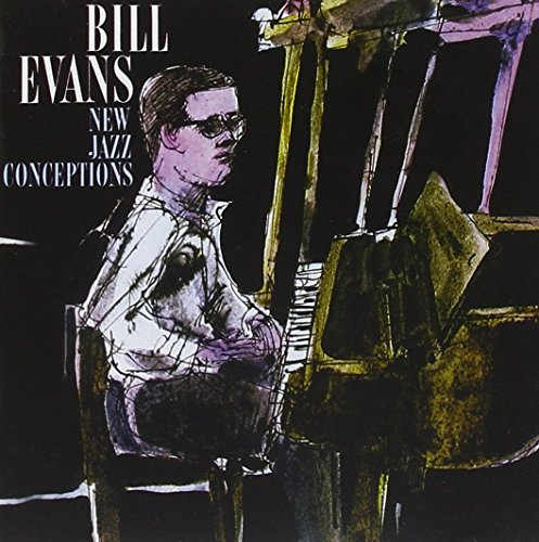 new jazz conceptions CD Covers