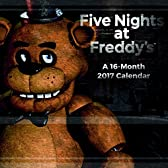 Five Nights at Freddy's 2017 Calendar