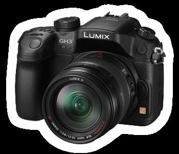 Panasonic Lumix DMC-GH3AEG-K