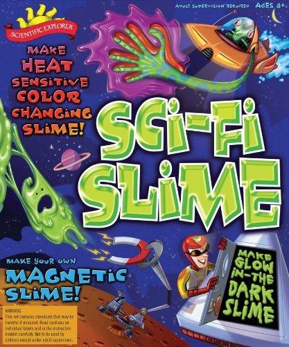Poof-Slinky 0Sa224 Scientific Explorer Sci-Fi Slime Science Kit Children, Kids, Game front-996808