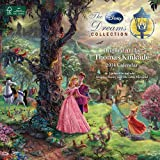 2014 Thomas Kinkade The Disney Dreams COLLECTION Wall Calendar 2014