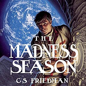 The Madness Season Audiobook