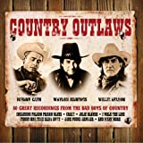 Country Outlaws Johnny Cash/Waylon Jennings/Willie Nelson