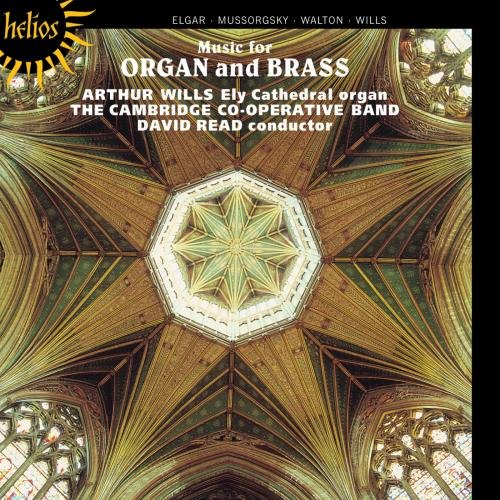 Music for Organ & Brass