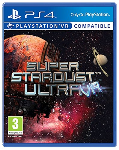 Super Stardust Ultra VR [PSVR]