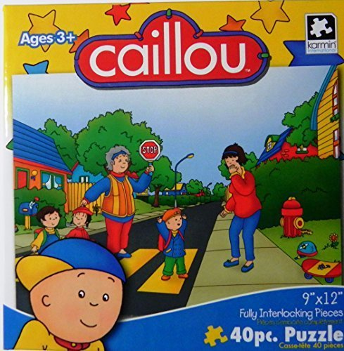 Caillou Crossing Guard
