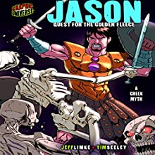 Jason: Quest for the Golden Fleece Audiobook by Jeff Limke Narrated by  Book Buddy Digital Media
