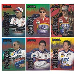 1997 Whhels Predator Complete 66 Complete Set EARNHARDT GORDON #1-66 FREE SHIPPING by Predator