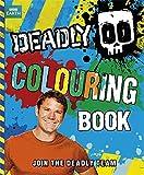 Steve Backshall Deadly Colouring Book