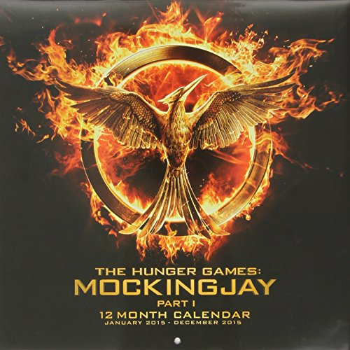 Hunger Games 2015 Calendar