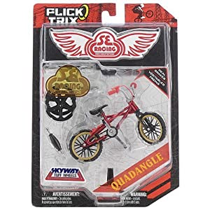 Finger Bikes and Boards Toys