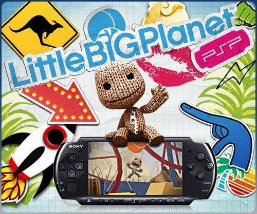 LittleBigPlanet PSP  [Online Game Code]