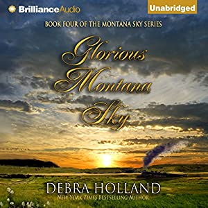Glorious Montana Sky Audiobook