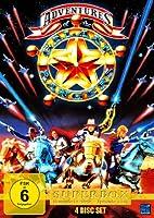 Adventures of the Galaxy Rangers - Superbox: Folgen 01-65 (4er DVD Edition) [Import allemand]