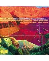 Messiaen - Des Canyons aux étoiles