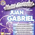 Karaoke: Juan Gabriel 4