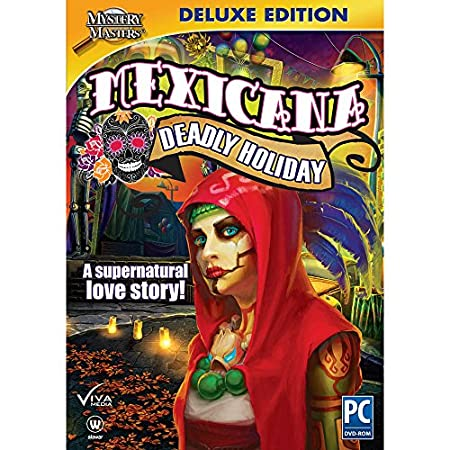 Viva Media Mexicana Deadly Holiday Deluxe Edition