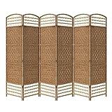 Yahee Raumteiler Paravent Trennwand Sichtschutz Wand Spanische Wand