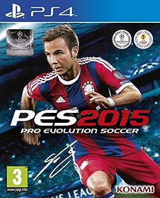 Pro-Evolution Soccer 2015 from Konami Digital Entertainment BV