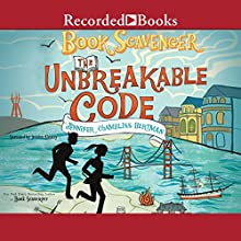 The Unbreakable Code | Livre audio Auteur(s) : Jennifer Chambliss Bertman Narrateur(s) : Jessica Almasy
