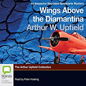 Wings Above the Diamantina Hörbuch