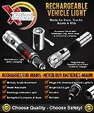 61xCg2Kb6YL. SL160  Xtreme Bright LED Rechargeable Flashlight   Finest NO RISK LIFETIME GUARANTEE!
