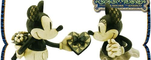 ディズニートラディション ミッキー&ミニーマウス / バレンタイン