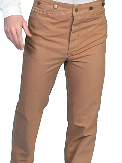 Rangewear By Scully Mens Rangewear Canvas Pants Tall  AT vintagedancer.com