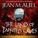 The Land of Painted Caves: Earth's Children Series Audiobook by Jean M Auel Narrated by Rowena Cooper